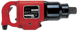 Model CP6120 Straight Impact Wrench