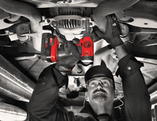 CP8828 Cordless Impact Wrenches from Chicago Pneumatic